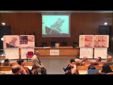 Rafael Moneo. Reflexiones sobre el centro histórico de Zaragoza (preguntas). J12h