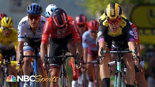 Tour de France 2019: Stage 10 finish | NBC Sports
