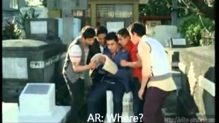 Moron 5 and the Crying Lady (ENG SUBS)