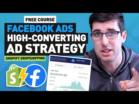 Step by Step Free Facebook Ads High Converting Ads Course 2020 | Don't Pay For Another FB Course