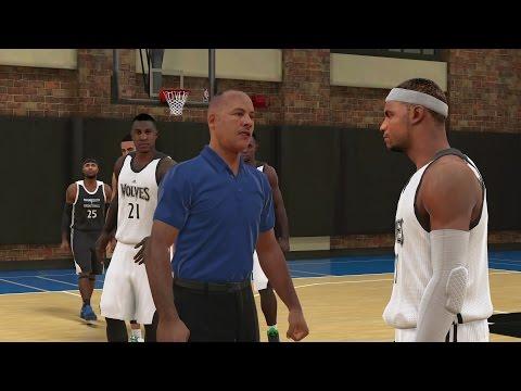 NBA 2K15 PS4 My Career - Coach Wants Me Gone?