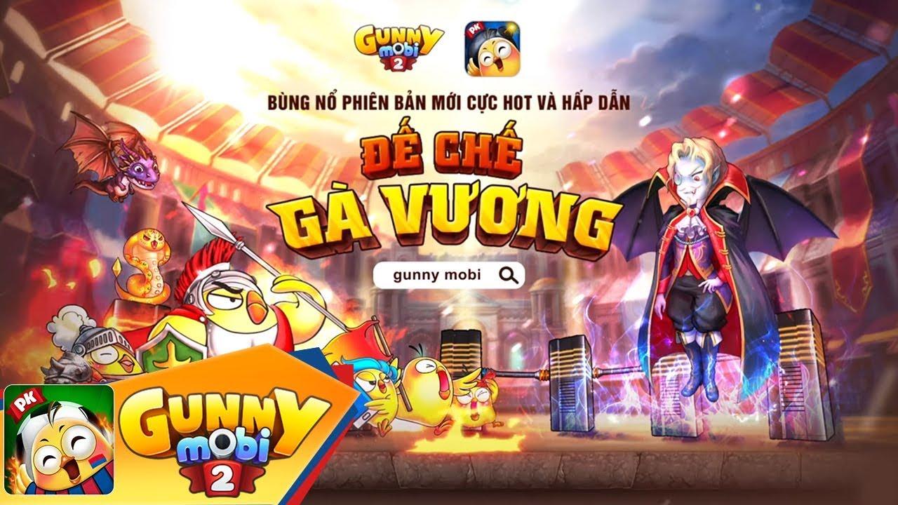 Chơi Gunny Mobi – Bắn Gà Teen&Cute on PC 2