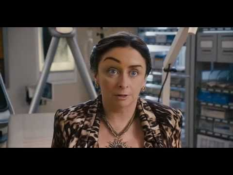 Just Go With It funny eyebrow scene - YouTube
