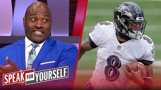 Lamar Jackson and the Baltimore Ravens need a serious makeover — Wiley | NFL | SPEAK FOR YOURSELF