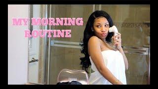 My Morning Routine! ♡ | AALIYAHJAY