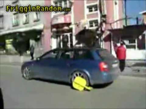 Луд шофер
