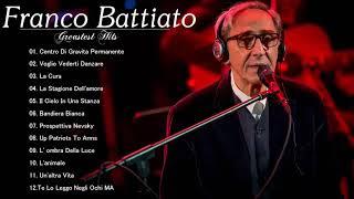 Franco Battiato Greatest Hits 2021 - Franco Battiato - The Very Best Of