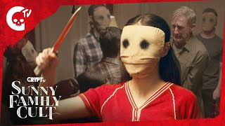 SUNNY FAMILY CULT | SEASON 2 SUPERCUT | TV Series | Crypt TV