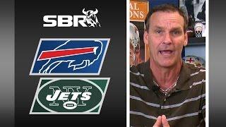 Thursday Night Football Week 10: Bills & Jets Top NFL Picks