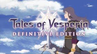 Tales of Vesperia: Definitive Edition - Announcement Trailer