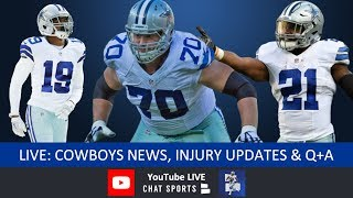 Dallas Cowboys Report With Tom Downey (August 4th)