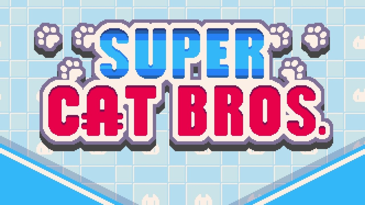 Играй Super Cat Bros На ПК 2