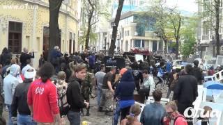 Беспредел и убийства в Одессе 2.05.2014