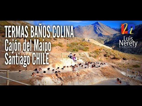 Cajón del Maipo: En las faldas de la cordillera de Los Andes