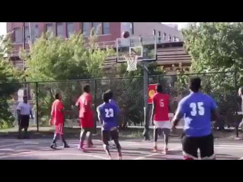 Safe Zone - Chicago Youth Basketball Tournament