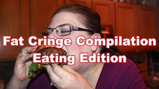Fat Eating Compilation #1 7000 sub special!!!