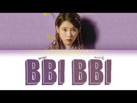 IU (아이유) - '삐삐(BBIBBI)' LYRICS 가사 (Eng/Rom/Han)