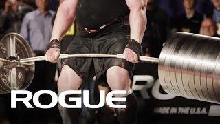 The Rogue Elephant Bar Deadlift — 2016 Arnold Strongman Classic