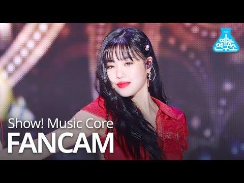 [예능연구소 직캠] (G)I-DLE - Senorita (SOOJIN), (여자)아이들 - Senorita (수진) @Show! Music Core 20190302