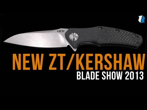 Zero Tolerance | New Products Blade Show 2013
