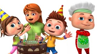 Zool Babies Home Bakers Episode |Cartoon Animation For Children | Zool Babies | Videogyan Kids Shows