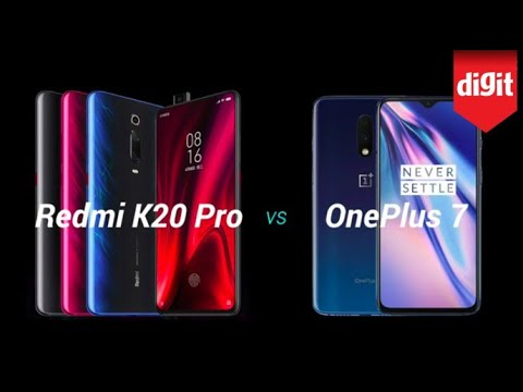 Tested! Redmi K20 Pro VS OnePlus 7: Performance and Gaming Comparison
