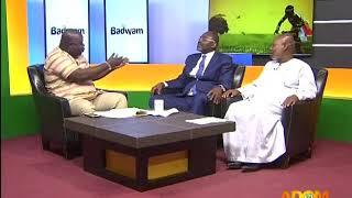 Vice President Bawumia Returns This Week - Badwam Mpensenpensenmu on Adom TV (30-1-18)