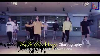   FeeL   Yunju&Minji   choreogarphy    Freaky Friday : Lil Dicky Feat Chris Brown  