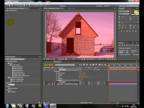 Video mapping tutorial 6