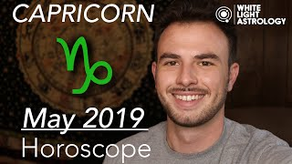 CAPRICORN - May 2019 Horoscope: The work begins, but so does the reward!