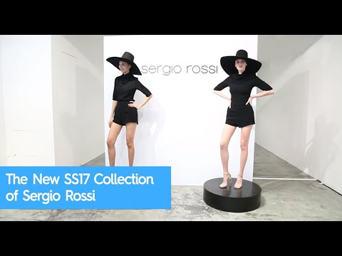 The New SS17 Collection of Sergio Rossi