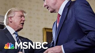Ignatius: President Donald Trump Trump Feels Walls Closing In On Him | Morning Joe | MSNBC