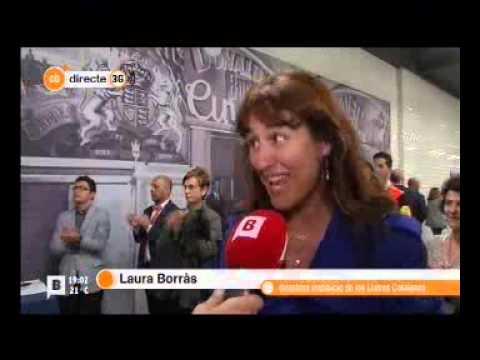 La Vinyoliana a Ferrocarrils al Connexió Barcelona de BTV
