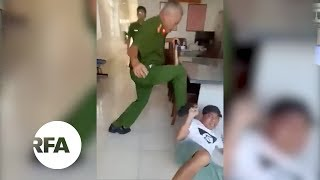 Video of Police Beating Goes Viral in Vietnam | Radio Free Asia (RFA)