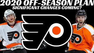 What's Next for The Philadelphia Flyers? 2020 Off-Season Plan