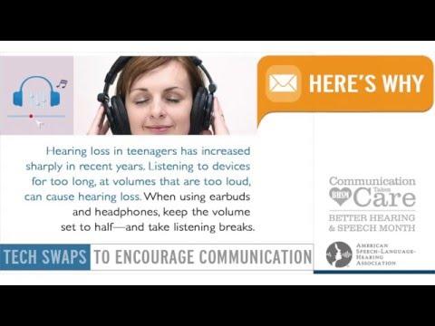 Tech Swap: Safe Listening.