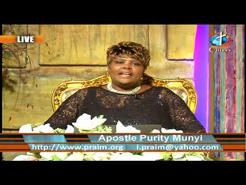Apostle Purity Munyi Into The Chambers Of The King 05-15-2020