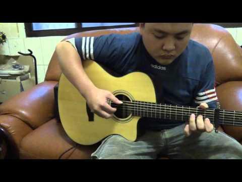 家家(紀家盈) - 填空(『真愛趁現在』插曲木吉他演奏