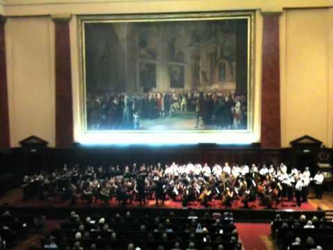 Ein Deutsches Requiem J. Brahms 3.MOV