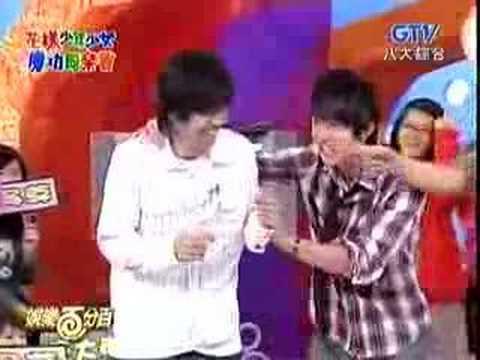 2007-03-01 娛樂百分百 花樣少年少女慶功同樂會 綠巨人吳尊