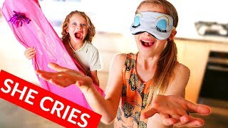 SHE GETS 3 SURPRISES - THIS IS ONE OF THEM... *mind blowing reveal* NORRIS NUTS SURPRISE part 4 of 4