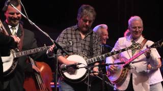 The Crow ~ Steve Martin & The Steep Canyon Rangers with Bela Fleck & Sam Bush & McCourys