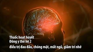 Điều trị đau đầu, chóng mặt, mất ngủ, giảm trí nhớ