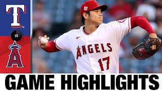 Rangers vs. Angels Game Highlights (9/3/21) | MLB Highlights