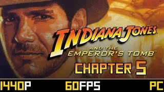Indiana Jones and the Emperor's Tomb - Chapter 5 - Peng Lai Lagoon (All Artifacts)