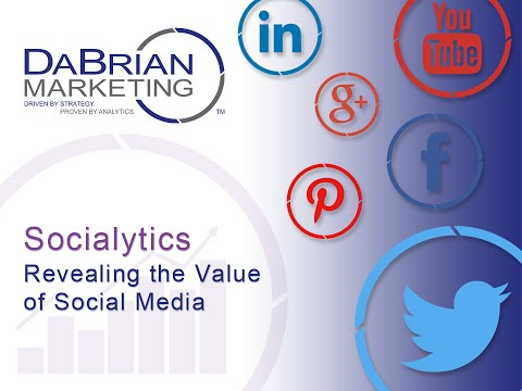 Socialytics: Revealing the Value of Social Media | Highlights