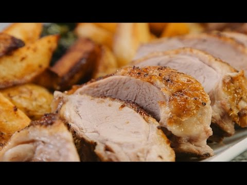 Rotisserie Duck 2 Ways Featuring Thermador Professional Wall Ovens