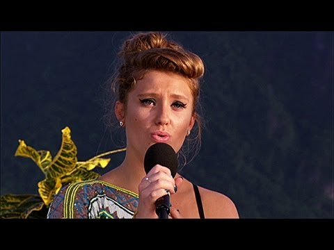 Ella Henderson's performance - Jason Mraz's I Won't Give Up - The X Factor UK 2012