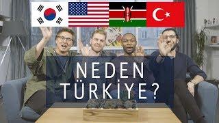 3 FOREIGN WHY CHOSE TURKEY? | 3 Foreign 1 Urfalı