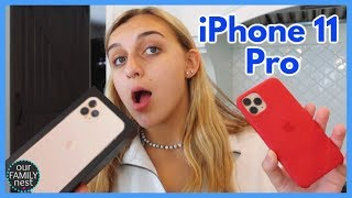 New iPhone 11 Pro! Who got the NEW iPHONE!?